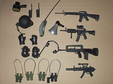 Lot of 1/6 Weapons & Military Gear for 12'' Figures GI Joe