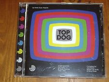 TOP DOG *RARE CD ' A RETROSPECTIVE OF CLASSIC T.V. & RADIO THEMES '  2010 EXC