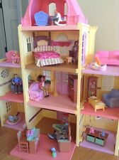 Fisher Price Loving Family Twin Time Grand Mansion Dollhouse