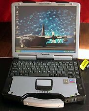 Panasonic Toughbook CF-29 CD-RW/DVD TOUCHSCEEN WIRELESS XP-PRO SP3 READY TO USE