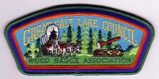 Great Salt Lake Council SA-129 2004 Woodbadge Assn. CSP Mint Cond FREE SHIPPING