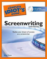 The Complete Idiot's Guide to Screenwriting, 3rd Edition, Skip Press, Acceptable