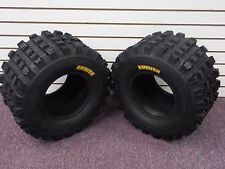 POLARIS OUTLAW 525 AMBUSH  SPORT ATV TIRES 20X10-9 REAR (2 TIRE SET)  4PR