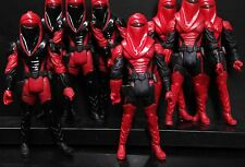 lot 8 Star Wars Kir Kanos CARNOR JAX Crimson Empire Royal Guard 30th Anniversary
