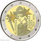Slovenia 2 Euro, 2014 600th Anniver. of the Coronation of Barbara of Cilli UNC