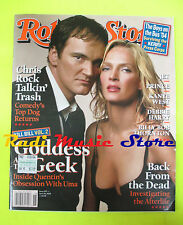 ROLLING STONE USA MAGAZINE 947/2004 Debbie Harry Chris Rock Kanye West  No cd