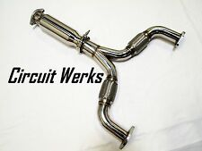 "Circuit Werks Infinity G35 Resonated Y Pipe Exhaust Flex Mid G 2003-2008 2.5""-3"""