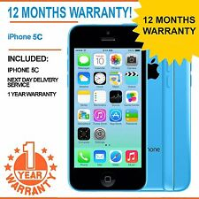 Apple iPhone 5C 8GB Factory Unlocked - Blue