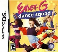 Ener-G Dance Squad NDS New Nintendo DS
