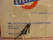 LILIPUT # 21690 H0 Puffer / 4 Stück Federpuffer aus Metall, original Ersatzteil