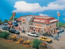 Vollmer 43632 HO Burger King Schnellrestaurant #NEU in OVP#