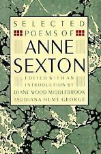 Selected Poems of Anne Sexton by Anne Sexton (1988, Paperback)