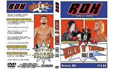 Official ROH Weekend Of Thunder Night 1 DVD