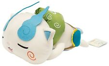 Banpresto Yokai Watch 11'' Large Cute Deluxe Plush ~ Sleeping Komasan BP49875