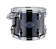 "BRAND NEW SONOR SELECT FORCE 10"" x 8"" Maple TOM DRUM, PIANO BLACK LACQUER (3007)"