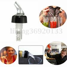 25ml White Shot Spirit Measure Measuring Flow Pourer Bar Wine Cocktail Dispenser