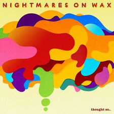 NIGHTMARES ON WAX THOUGHT SO NEW SEALED DOUBLE VINYL LP & DOWNLOAD IN STOCK