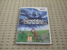 Xenoblade Chronicles OHNE Anleitung für Nintendo Wii und Wii U *OVP*