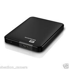 New Western Digital WD Elements Portable 1TB External Hard Drive HDD USB 3.0