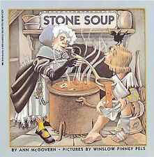 Stone Soup - Ann McGovern (Paperback) Illustrated
