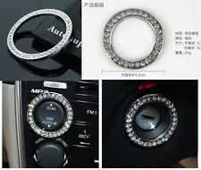 AUTO DECORATIVE ACCESSORIES Car BUTTON START Switch Diamond Ring For Lexus Audi