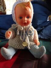 "MJ HUMMEL GOEBEL 12"" DOLL Baby Boy Germany"