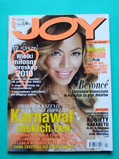 ►► rare Polish magazine JOY Beyonce on cover 2010