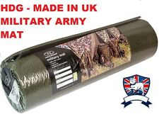 UK MADE HIGHLANDER MILITARY ARMY SLEEPING ROLL MAT (BAG) British & NATO 3 Season