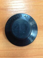 Fordson Dexta Heater Button Rubber Press For 40 Seconds Tractor