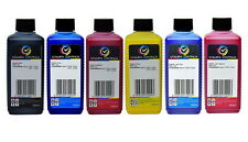 6x250ml inchiostro per ciss compatible Epson Stylus Photo 1400