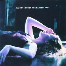 1 CENT CD The Hardest Part - Allison Moorer