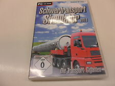 PC  Schwertransport Simulator 2011
