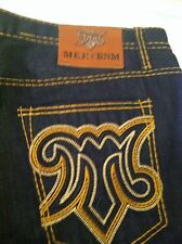 MEK DENIM  Men's Dark jeans Ahun Straight NWT SIZE 36. $135
