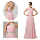 Long Formal Party Wedding Bridesmaid Prom Dresses PLUS SZ 6 8 10 12 14 16 18 20