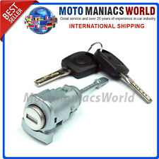 SEAT IBIZA 3 MK3 6L CORDOBA 2 MK2 2002-2009 FRONT LEFT Door Lock Barrel NEW !!!