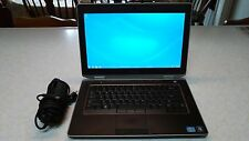 Dell Latitude E6420 Notebook Intel Core i7-2640M 2.80GHz 8GB RAM 320GB HDD Win 7