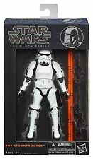 "STAR Wars Il NERO SERIE #09 6"" Stormtrooper ACTION FIGURE HASBRO a5626/a4301"