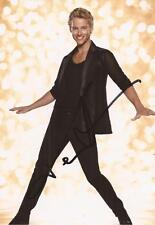 STRICTLY COME DANCING: TRENT WHIDDON SIGNED 6x4 PORTRAIT PHOTO+COA