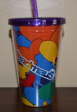 DEADMAU5 Deadmaus Insulated Cold Beverage Travel Cup with Lid & Straw Licensed