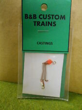 HO Scale: Details Chain and Hoist  #1033-P