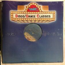 EROTIC DRUM BAND • Love Disco Style • Vinile 12 Mix • Unidisc 4 Tracce