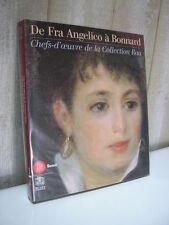De Fra Angelico à Bonnard : chefs-d'oeuvre de la collection Rau Skira 2000