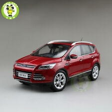 1:18 Ford Kuga Escape 2015 diecast SUV car Model toys for gifts collection Red