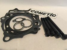 YFZ450 YFZ 450 ARP Heavy Duty Head Studs Kit & Cometic 98mm Cometic Gaskets Kit