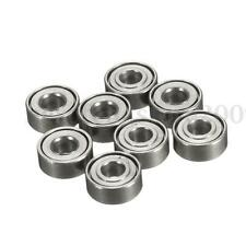 8Pcs for Parrot AR Drone 2.0 Quadcopter 1st Upgrade Drive Gear Bearings Silver