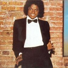 MICHAEL JACKSON OFF THE WALL 2015 reissue CD NEW