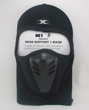 M1 HEAD SUPPORT MASK DUST FILTER AIR FLOW ATV MOTORCYCLE ACCESSORIES BLACK