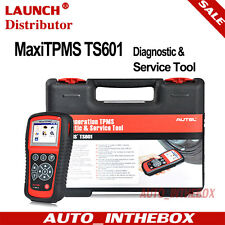 Autel MaxiTPMS TS601 TPMS Program Tire Sensor decoder OBD2 Diagnostic Scanner