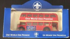 21st World Scout Jamboree 2007 Souvenir Centenary Bus In Presentation Box - NEW