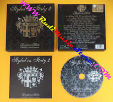 CD Compilation Styled in Italy 2 KARMA GIORGIO baglioni hotels no lp mc*dvd(C26)